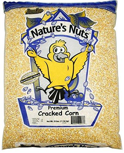 Chuckanut Products 00077 25-Pound Premium Cracked Corn
