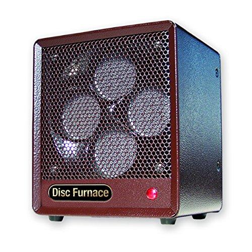 Comfort Glow Ceramic Disc Heater, 5,200 BTU -BDISC6 5 BTU Ceramic Ceramic Heaters Comfort Glow Heater World Marketing of America