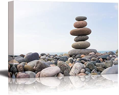 Landscapes Stones Amazing Nature Canvas Print Home Decor Wall Art GIFT