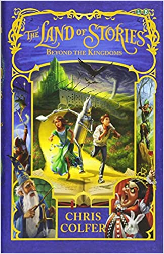 Book The Land of Stories: Beyond the Kingdoms: Book 4