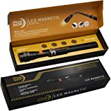 DREAM MASTER Magnet 3 LED Magnetic Pickup tool,Unique Christmas Gift for Men, DIY Handyman, Father/Dad, Husband…
