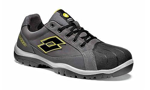 f1bc7d8e1e Lotto Zapato Seguridad Lote Jump 700 - S3 SRC - Col. Asphalt - Art. r6986:  Amazon.es: Zapatos y complementos