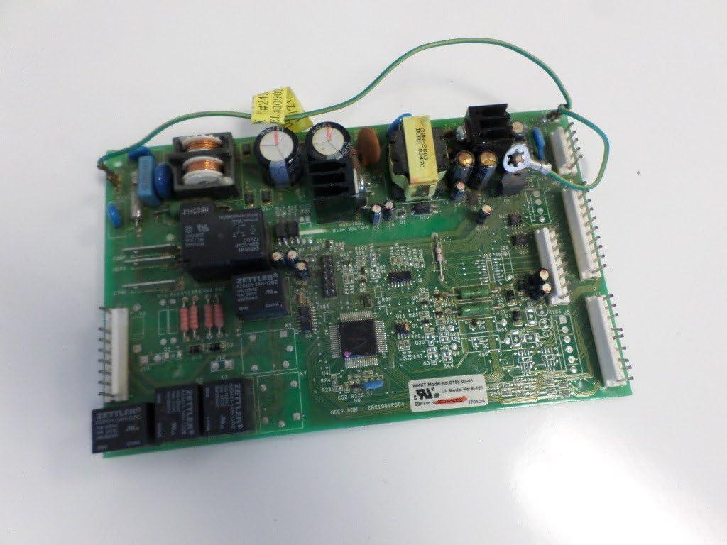 200D4854G009 GE Refrigerator Control 61GW4xVO-zL