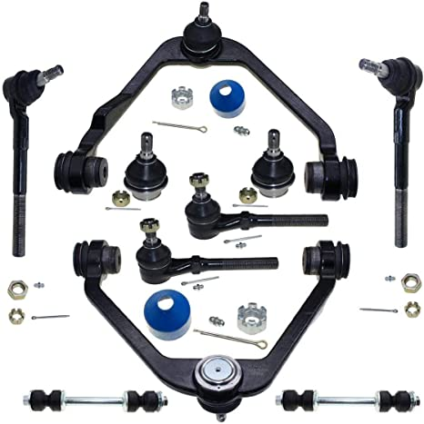 DLZ 4 Pcs Suspension Kit Ball Joint Sway Bar Link For 1997-2003 TOYOTA AVALON
