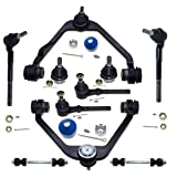 DLZ 10 Pcs Front Suspension Kit-Upper Control Arm