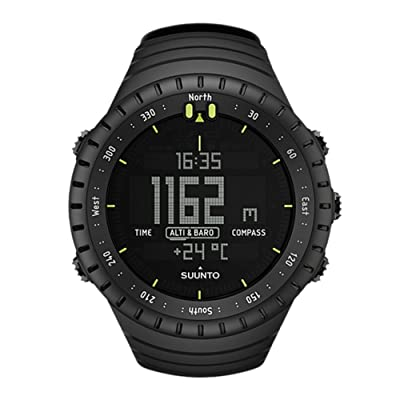 Suunto Core Montre Rouge