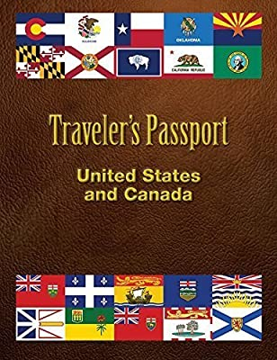 Traveler's Passport to United States and Canada