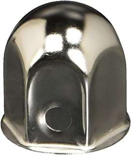 Wheel Masters 8010 1 Stainless Steel Lug Nut Cover Pack of 8