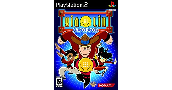 Amazon com: Xiaolin Showdown - PlayStation 2: Artist Not Provided
