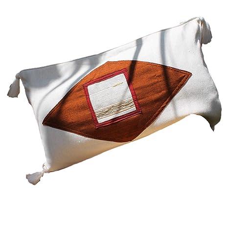 Funda de cojín 50 x 30 no Bali lino funda de almohada sofá ...