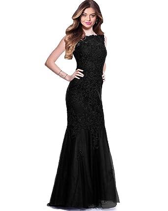 Aurora Bridal Womens Lace Mermaid Formal Wedding Dresses Evening