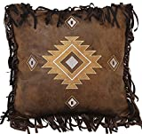 Carstens Old West Diamonds pillow