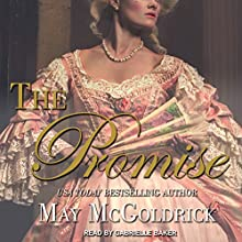 The Promise Audiobook by May McGoldrick Narrated by Gabrielle Baker