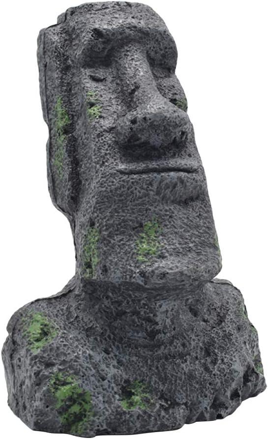 Amosfun Ornamento de Escritorio de Pascua Isla