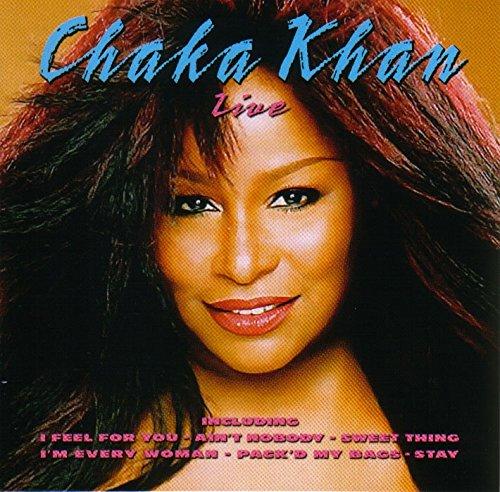 Chaka Khan Live by Imports