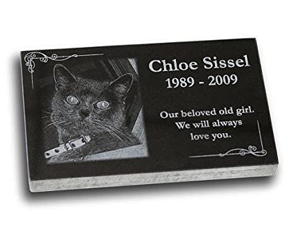 Amazon Com Small Standard Pet Grave Marker Pet Headstones Pet