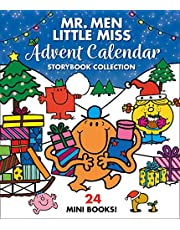 Mr Men Little Miss Advent Calendar: Count down to Christmas with the Mr Men and Little Miss with this storybook advent calendar!
