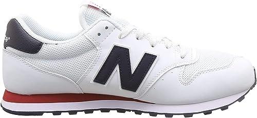 New Balance Herren 500 Core' Sneaker, Schwarz