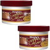 Wright's Copper Cream 8 oz Jar 2 Pack