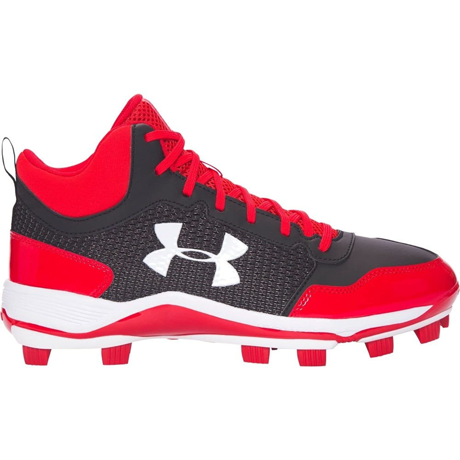 (アンダーアーマー) Under Armour メンズ 野球 シューズ靴 Under Armour Heater Mid TPU Baseball Cleats [並行輸入品] B077YD7HHF 10.0-Medium