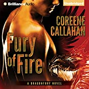 Fury of Fire: Dragonfury, Book 1 | Coreene Callahan