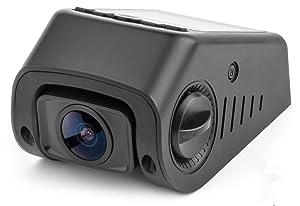 i-Tentek B40 A118C Capacitor Version Stealth Dash Cam - 170° Super Wide Angle 6G Lens - High Heat Resistant - Full HD 1080P Car DVR with G-Sensor WDR Night Vision Motion Detection (DVR)