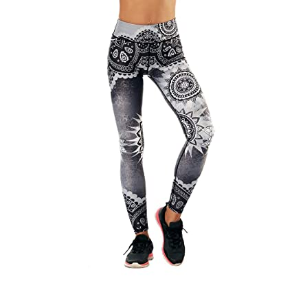 HoSayLike Mujer Pantalones,Yoga Pantalones Mujer Pantalones ...