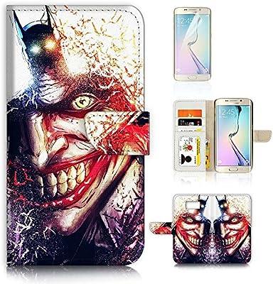 Amazon.com: (para Samsung S7 edge) Funda Carcasa con ...