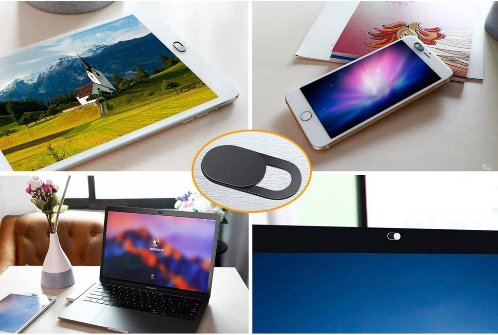 T TOOYFUL Webcam Cover Laptop Handy Kamera Abdeckung 3 St/ück