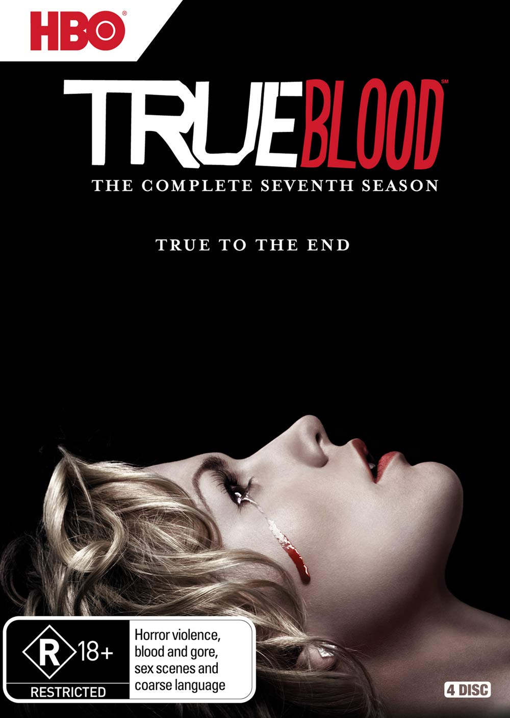 Amazon com: True Blood Season 7 | 4 Discs | NON-USA Format