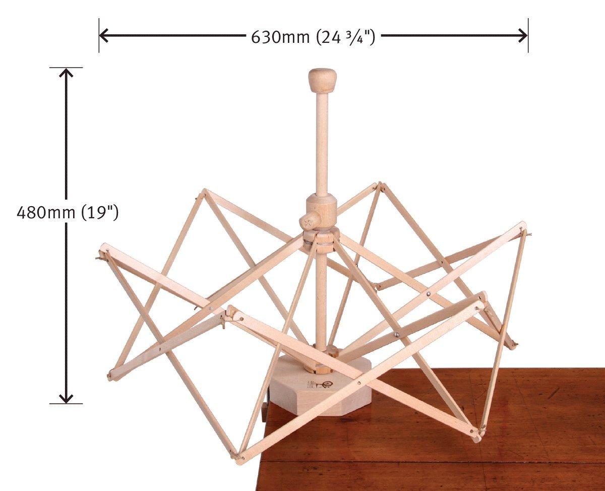 Ashford Wooden Umbrella Upright Swift Unfinished