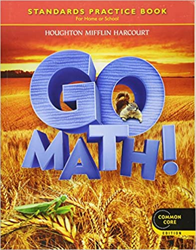 Go Math Standards Practice Book Grade 2 Common Core