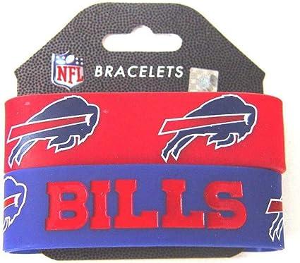 NFL Buffalo Bills Fan Band Bracelet