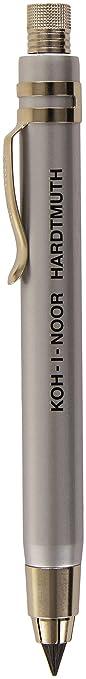 20 opinioni per Koh-I-Noor 5359- Portamina interamente in metallo, 5,6 mm, con temperino,