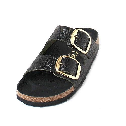 Birkenstock Zapatos Madrid Zapatillas Negro Amazon Mujer Hebilla Big Ugzqsmpv 0NnwPkX8OZ