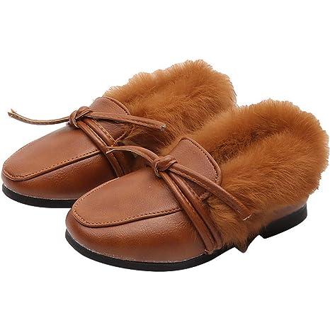 Zapatos de piel, Jamicy TM, corbata de piel cálida, zapatos para ...