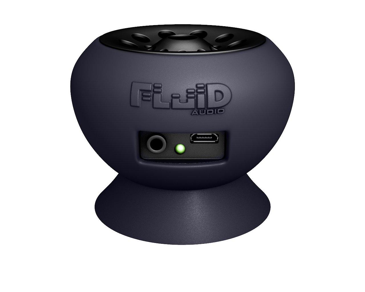 Fluid Audio, FA-STRUMBUDDY, Strum Buddy, 6W guitar amplifier, powered by an internal rechargeable battery
