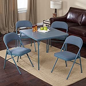 Amazon Com Meco Sudden Comfort Deluxe Double Padded Chair