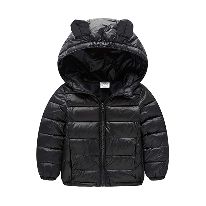 edb67d2b6 Mornyray Kids Lightweight Warm Puffer Down Jackets Coat Boys Girls ...
