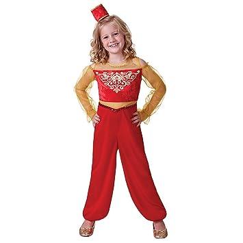 Disfraz de Princesa Aladdin de Bristol: Amazon.es: Juguetes y juegos