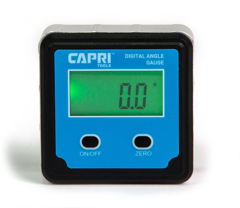 Capri Tools 20005 Digital Angle Gauge