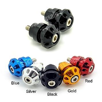 6mm Swingarm Spools Sliders For Yamaha YZF-R25 YZF-R3 YZF-600 YZF-1000 R1 R6