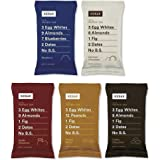 RxBar Real Food Protein Bars Variety Pack, 5 Flavor, 1.83 Ounce Bars (Pack of 10)