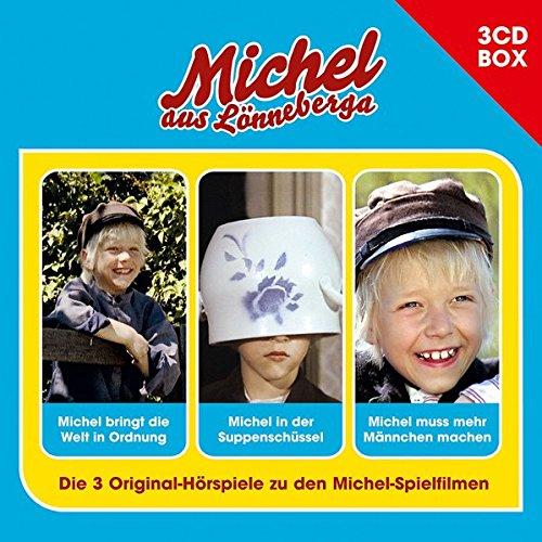 Michel aus Lönneberga - 3CD Hörspielbox (Studio 100)