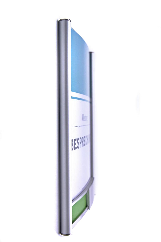Plaque de porte Primus 163//170/avec indicateur de Libre//occup/é affichage Rouge//Vert