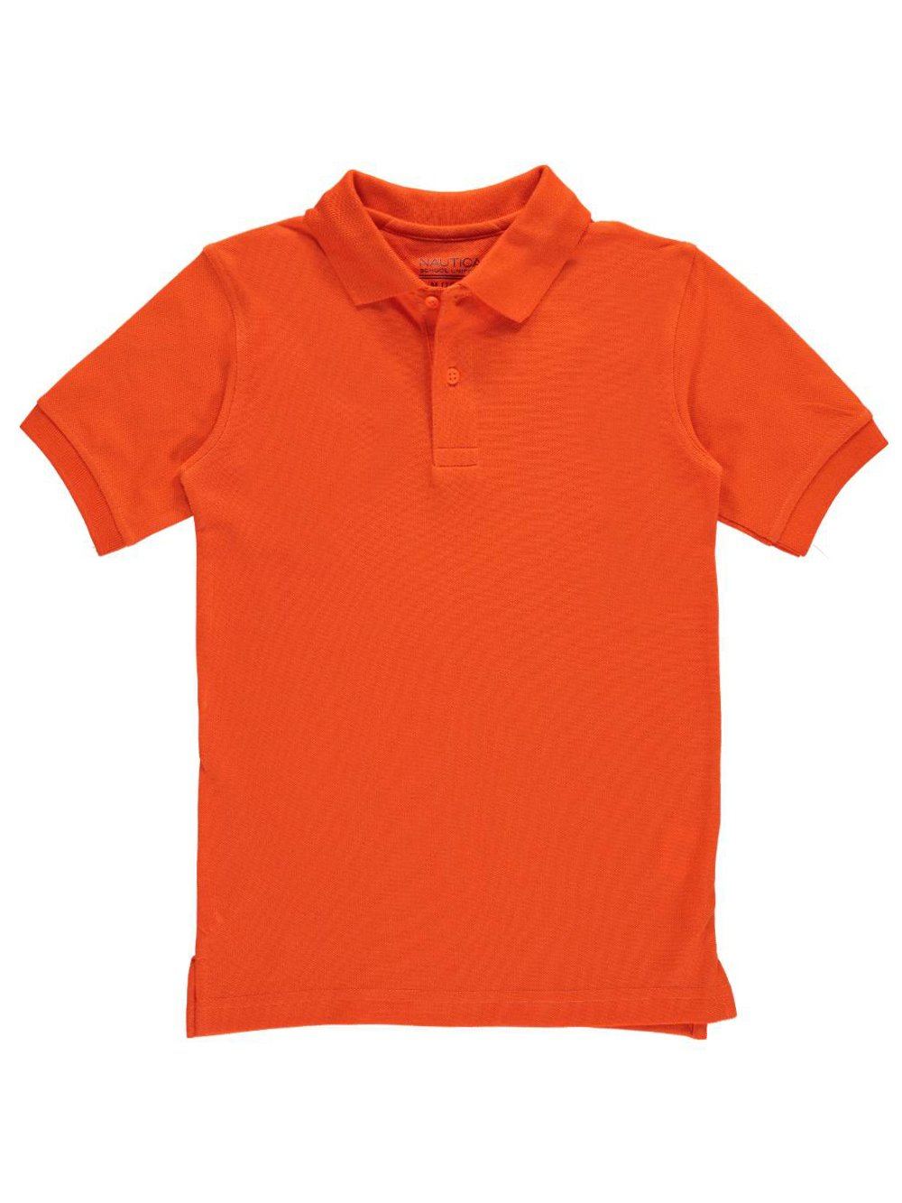 Nautica Big Boys' School Uniform Pique Polo