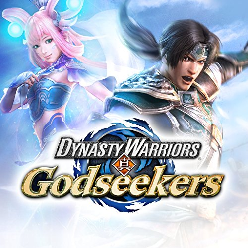 Gods And Warriors Books In Order: Dynasty Warriors: Godseekers