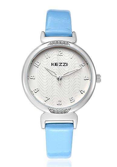 Amazon.com: dovoda para mujer relojes de moda clásico ...