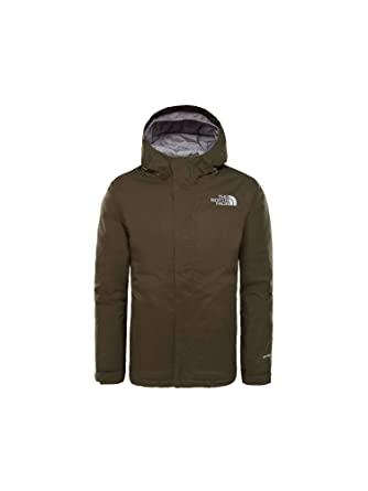 The North Face Y Snow Quest Jacket -Fall 2018- New Taupe Green
