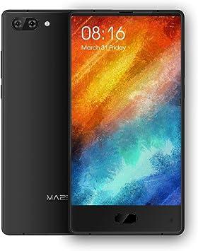 MAZE Alpha 4G Smartphone Android 7.0 Pantalla FHD 6.0 pulgadas sin ...
